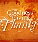 Devotional - Give Thanks To The Lord Of The Harvest